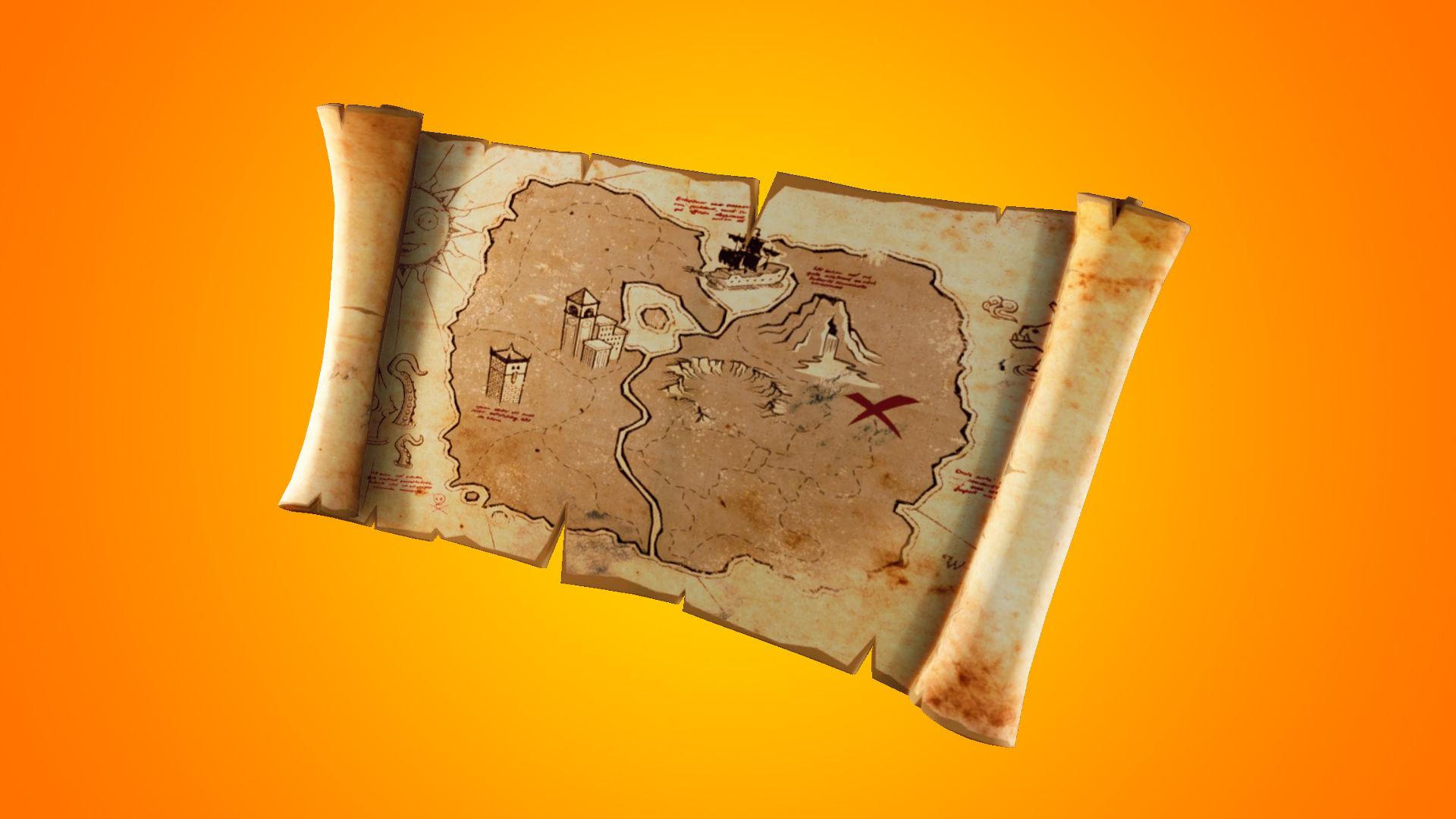 Mapa-tesoro-Fortnite