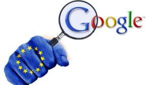 Google recibe una multa de la UE por abuso de poder
