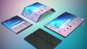 Samsung promete la llegada de muchos modelos teléfonos plegables con un nueva patente