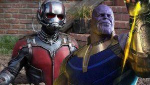 Vengadores Endgame: Fans de Marvel crean una petición para que Ant-Man se cuele por el culo de Thanos