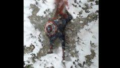 Los Vengadores Endgame: Esta imagen viral está rompiendo los corazones de los fans del Capi