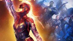 Los Vengadores Endgame: Un nuevo vistazo a la renovada Capitana Marvel y a Iron Man