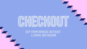 Instagram nos deja comprar directamente en la plataforma gracias a su nueva función