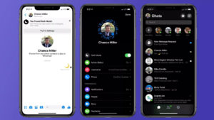 Facebook Messenger: activa su modo oscuro en iOS y Android con este truco