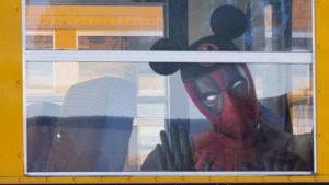 Deadpool celebra de esta forma su llegada a Marvel Studios y a Disney