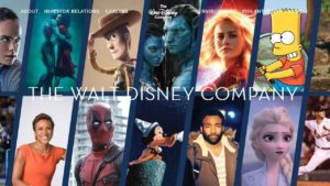 Marvel: Deadpool invade la página oficial de The Walt Disney Company