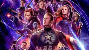 Los Vengadores Endgame revela su póster final