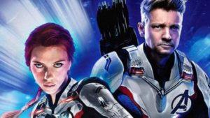 Ojo de Halcón y Viuda Negra, juntos de nuevo en esta promo de Los Vengadores: Endgame