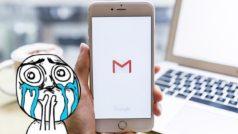 Gmail y Drive dejan de funcionar durante horas en todo el planeta