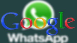 Google y WhatsApp se unen entre sí, aunque sólo para fotografías