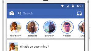 Facebook nos dejará compartir celebraciones en sus historias