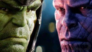 Los Vengadores Endgame: ¿Se spoilea una nueva batalla Hulk vs Thanos?