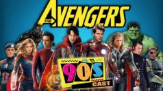 Este tráiler reinventa a Los Vengadores con un reparto de estrellas de los 90