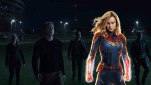 Esta escena de Capitana Marvel esconde un mega-spoiler de Los Vengadores: Endgame