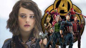 Los Vengadores Endgame: ¿Será este el personaje misterioso que interpretará Katherine Langford?