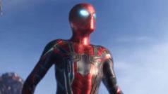 """Encuentran a """"Spider-Man"""" oculto en el póster oficial de Los Vengadores: Endgame"""
