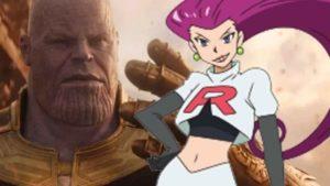 Pokémon predijo el Chasquido de Thanos en Los Vengadores: Infinity War