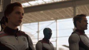 Nuevo tráiler de Los Vengadores 4 Endgame muestra los nuevos trajes de los Vengatas