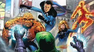 Rumor: Marvel ya prepara su peli de Los 4 Fantásticos, será una aventura espacial