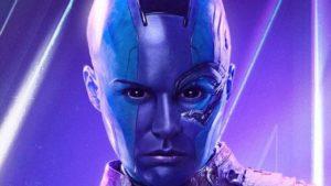 Los Vengadores Endgame: Nébula declara la guerra a Thanos por Instagram