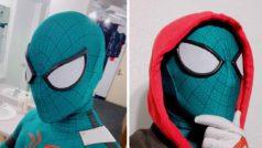 Un fan crea un cosplay que combina Spider-Man con Deku de My Hero Academia