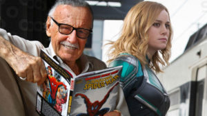 Capitana Marvel: así modificaron el cameo de Stan Lee tras su muerte