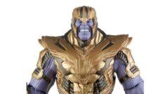 Los Vengadores Endgame: Nuevo vistazo a Thanos con su inesperada arma