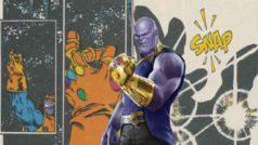 El famoso Chasquido de Thanos iba a ocurrir originalmente en Los Vengadores Endgame y no en Infinity War