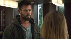 Chris Hemsworth (Thor) vandaliza los posters del resto de reparto de Los Vengadores Endgame