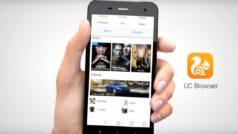 El navegador UC es una amenaza para los teléfonos Android