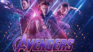 Los Vengadores Endgame: El genial póster con los Vengadores caídos por el Chasquido de Thanos