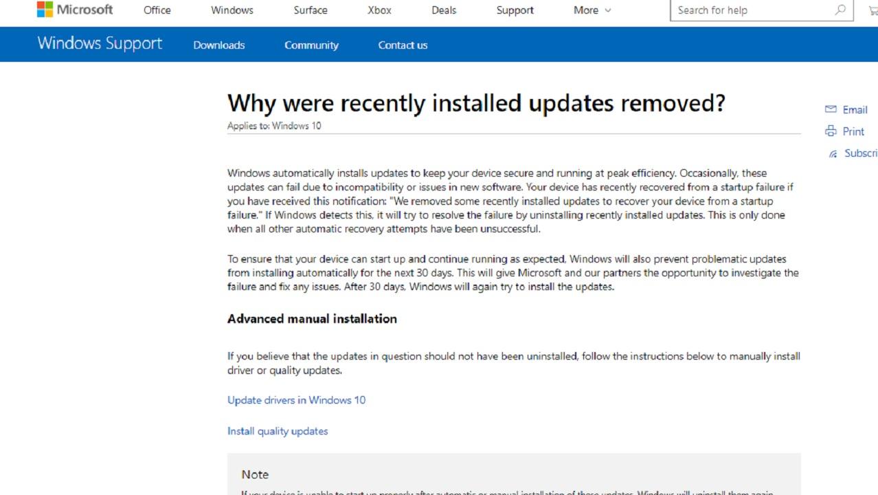 Windows 10 impedirá que tengamos problemas con las actualizaciones molestas