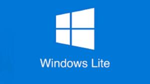 Llega Windows Lite, la versión ligera de Windows para pequeños portátiles