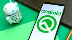 Las novedades de la versión beta 2 Android Q incluyen la navegación por gestos y muchas cosas más