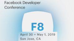¿Qué podemos esperar de la conferencia de desarolladores F8 2019 de Facebook?