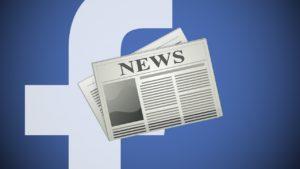 Mark Zuckerberg quiere ofrecer una sección de periodismo en Facebook