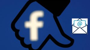 Facebook se equivoca y le pregunta la contraseña de los correos a algunos usuarios