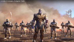 El desafío especial Vengadores: Endgame comienza ya en Fornite