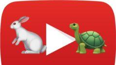 YouTube estudia incorporar una barra personalizada para ajustar mejor la velocidad
