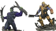 Los Vengadores Endgame: Observa a Hulk y a Thanos con todo lujo de detalles