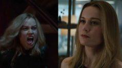 Se revela por qué Capitana Marvel es tan diferente en Los Vengadores: Endgame