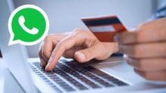 El envío de dinero desde WhatsApp ya es posible