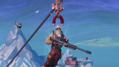 Fase 1: Inflige daño a oponentes mientras usas una tirolina: Desafío de la Semana 7 de Fortnite Battle Royale