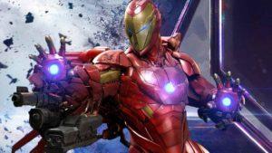 Los Vengadores Endgame: Un vistazo a la nueva mega-armadura de Iron Man