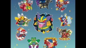 Tus Pokémon favoritos protagonizan Los Vengadores: Endgame en este fanart