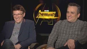 Los hermanos Russo revelan el evento de Marvel que quieren adaptar después de Vengadores Endgame