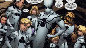 Cómics Marvel: Vuelve la Fundación Futuro en los cómics de Los 4 Fantásticos