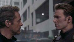 La escena de Tony y el Capi del tráiler podría no estar en Vengadores Endgame