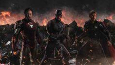 Los Vengadores Endgame: La imagen de Iron Man, Thor y el Capi que da vueltas por Internet