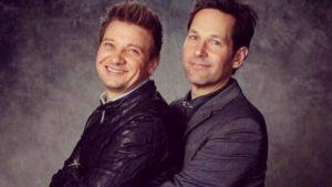 """Jeremy Renner recuerda a Stan Lee: """"Él va a estar viendo Los Vengadores Endgame dentro de todos nosotros"""""""